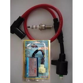 Kit Competição Cdi+bobina+cabo+cachimbo+vela Crf230 Xr200