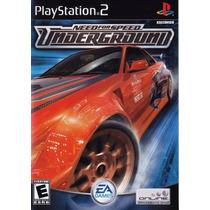 Need For Speed Undergroun1 Play2 Corrida