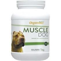 Muscle Dog 1kg Organnact Suplemento + Barato!