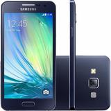 Samsung Galaxy A3 A300 M Android 4.4, Dual Chip - De Vitrine