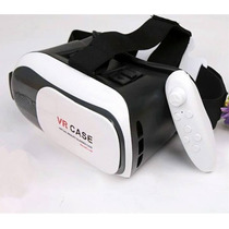 Lentes Realidad Virtual Vr Box 2.0 Samsung Y Iphone