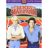 Dvd : The Dukes Of Hazzard: The Complete Sixth Season (,...
