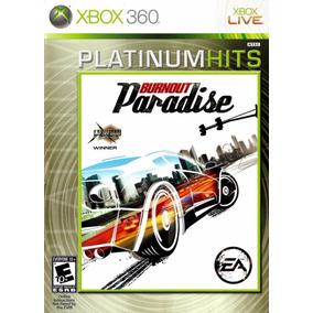 Jogo Novo Lacrado Corrida Burnout Paradise Para Xbox 360
