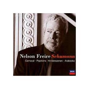 Cd Nelson Freire - Schumann