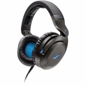 Fone Professional Sennheiser Hd7 Dj Closed Over-ear Lacrado!
