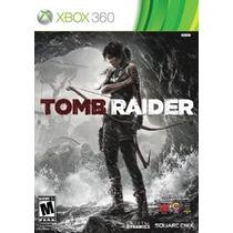 Tomb Raider (em Português) - Xbox 360 / X360