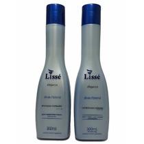 Kit Matizador Silver And Blond Shampoo E Condicionador Lissé