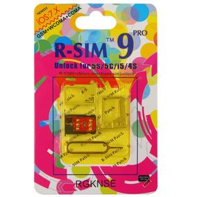 R-sim 9 Pro Gvey Iphone 4s 5 5s Todas Las Versiones De Ios
