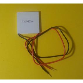 Enfriador Termoelectrico Celda Placa Peltier Tec1-12706