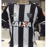 Camisa Camiseta Atletico Mg Jogo Treino 2017 Uniforme