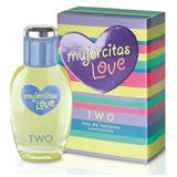 Dia Del Niño Mujercitas Love Two Nenas Niñas Edt X 50 Ml