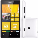 Nokia Lumia 520 Win Phone 8 5mp Gps 8gb Vitrine +cartão 8gb