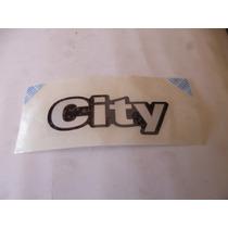 Emblema Calca City Pointer Oem Nuevo Autoadherible