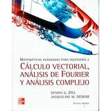 Libro: Matemáticas Avanzadas Para Ingeniería 2. - Pdf