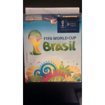 Álbum Da Copa Do Mundo 2014 Brasil Completo