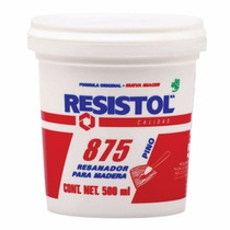 Resanador Resistol 875 Pino 500 Ml