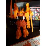 Blaze Zaku Phamtom (orange), Figura A Escala Gumdan Wing