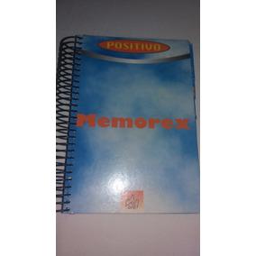 Livro Memorex - Positivo - Conservadíssimo.