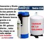 Filtro Osmosis Inversa 6 Etapa Agua Komibright C25r 50g/d A4
