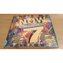 Now 7 / 18 Super Top Hits, Cd Album Del Año 2000