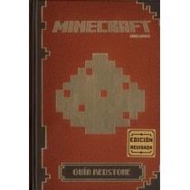Libro Minecraft Guia Redstone Edicion Revisada