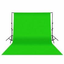 Fondo Fotografico Verde Muslin 3,2mt X 1,5 Foto Video