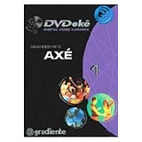 Dvd Original Dvdokê Grandes Hits Axé