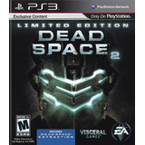 Dead Space 2 Ultimate Edition - Ps3 - Easy Games