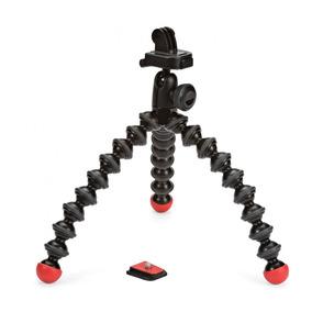 Tripé Flexível Gorilla Pod Action Com Encaixe Para Gopro