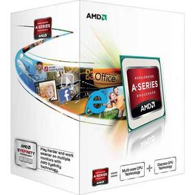 Procesador Amd A4 4000 Dual Core 3.2 Ghz Max Fm2
