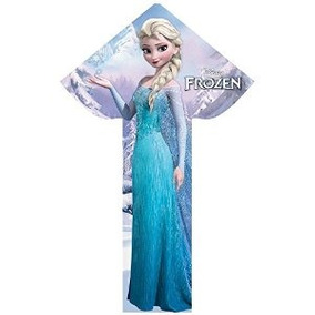 Frozen Breezyflier 57 Nylon Elsa Easy Flyer Kite