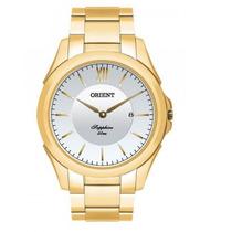 Relógio Orient Mgsss002 S3kx Slim Sapphire Original + Nf-e