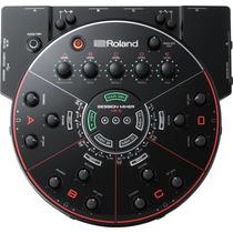 Mixer 5 Canais Roland Gravação Multipista Usb Hs-5