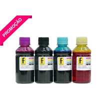 400ml Kit Tinta Recarga Cartucho Hp Formulabs