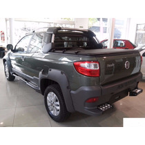 Fiat Strada Adventure Cabina Doble-anticipo $58.000 Y Cuotas