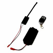 Mini Pinhole Espia Camara Full Hd Bateria 24horas Duracion