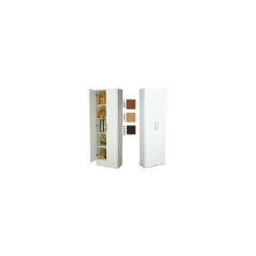 Despensero 2 Puertas Melamina 180x60x30 Super Outlet $ 1499