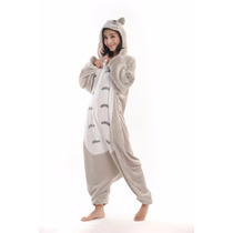 Kigurumi Pijama Totoro Adulto Polar Disfráz