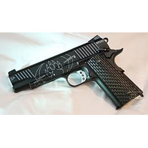 Pistola Blackwater Bw1911 R2 +blowback Cyberguns 4.5 Bb Co2