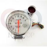 Tacómetro Autometer Orlan Rober Typer 5 4-6-8ci Blanco Gris