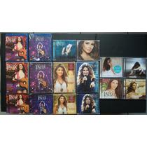 Coleção 1 Paula Fernandes ( 10 Cds + 4 Dvds + 2 Blu-ray ).