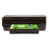 Impressora Jato De Tinta Color Hp Cr768a#ac4 Oj 7110 A3 Wid