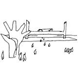 Oscar Niemeyer* Desenho A Nanquim Em Leilão.