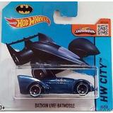 Hot Wheels Batman Live Batmobile Batimobil Random Comics