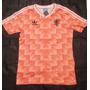 Camiseta Adidas Retro Holanda 1988 Van Basten Gullit