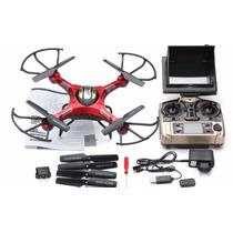 Drone Jjrc H8d Com Camera Imagens Ao Vivo Filma E Tira Foto