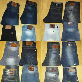 Kit Com 2 Calcas Masculinas Jeans Da Hurley Lacoste