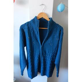Sweater Campera, Nuevo, Talle L