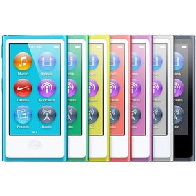 Ipod Nano 16gb Apple 7ª Geração 16gb Lacrado Com Fone E Cabo