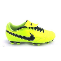 Zapato De Futbol Nike Egoli Fg Original Piel Envío Gratis